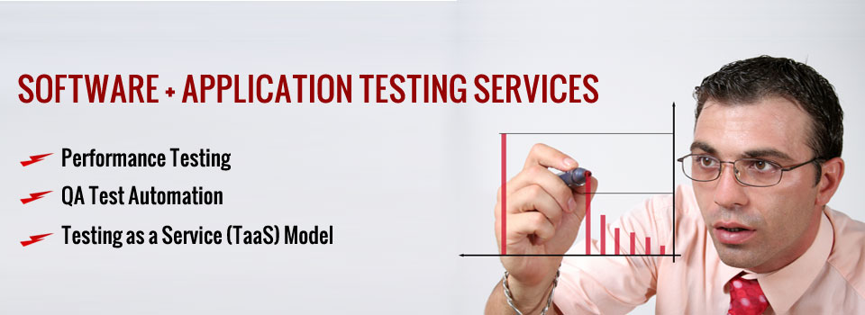 Software Application Testing Services